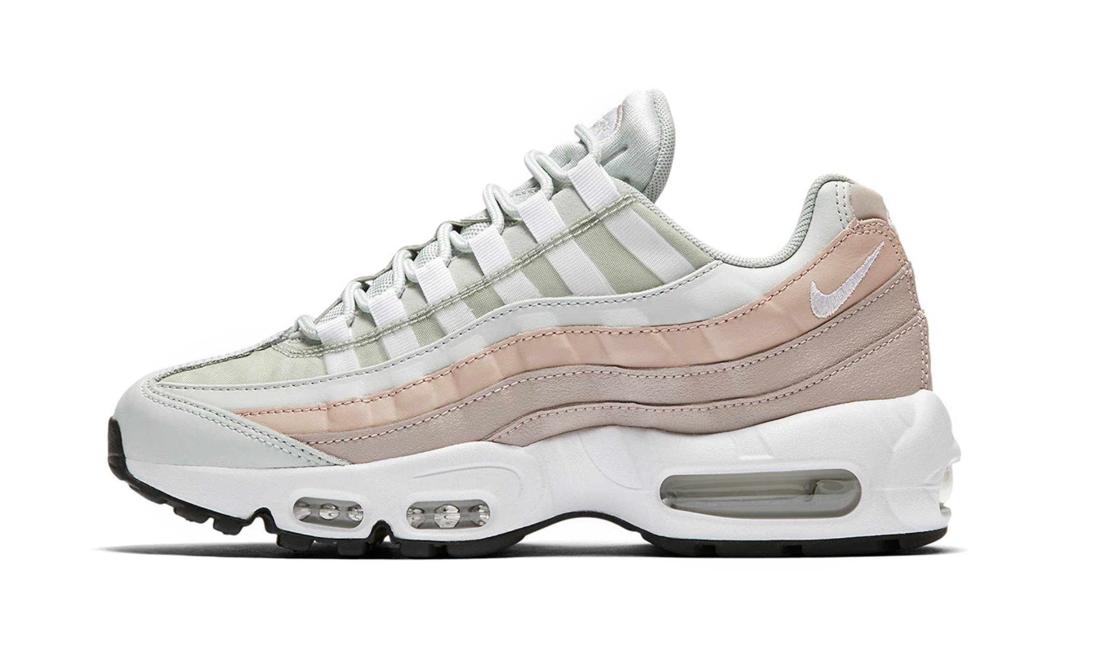 the best attitude 14707 f5da4 Dreamy Neutral Gradients On Nike s Air Max 95