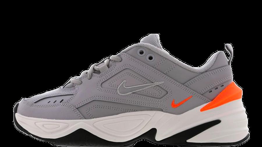 Nike M2K Tekno Grey Orange | Where To