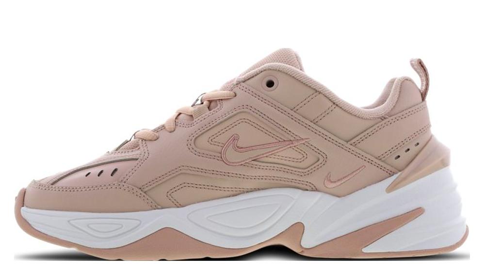 madera Permitirse Decimal  Nike M2K Tekno Particle Beige White | AO3108-202 | The Sole Womens
