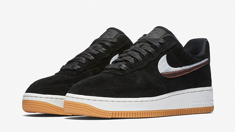 buy popular b077f 92415 Nike Air Force 1 07 LX Black Gum 898889-010