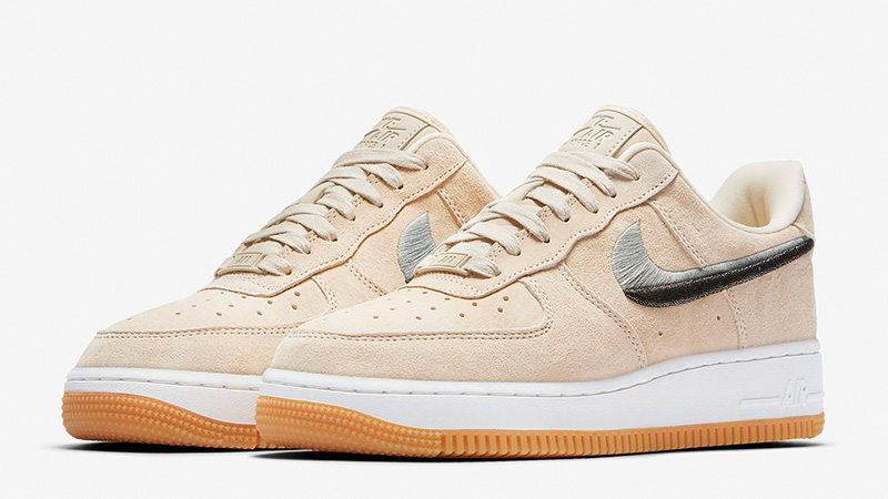Womens NIKE AIR FORCE 1 07 LX Guava Ice