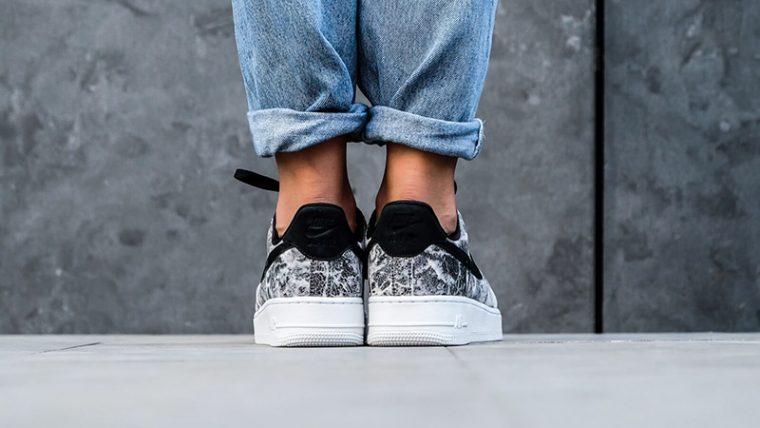 Nike Air Force 1 07 LXX Black White | AO1017 001