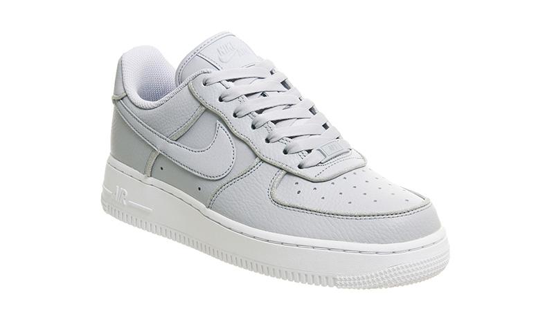 Nike Air Force 1 07 Wolf Grey Glitter