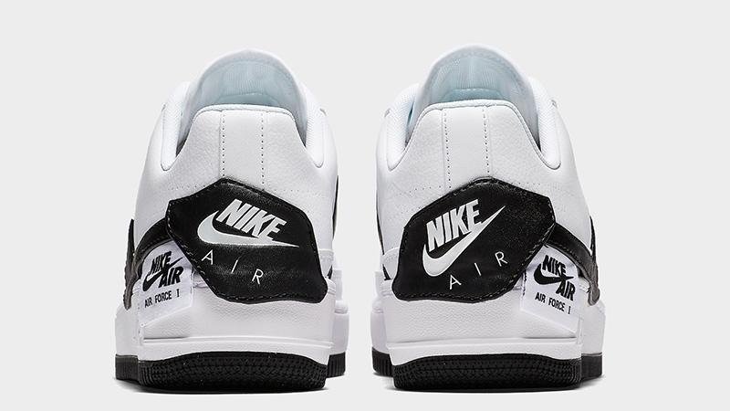 Nike Air Force 1 Jester XX White Black Womens | AO1220 102