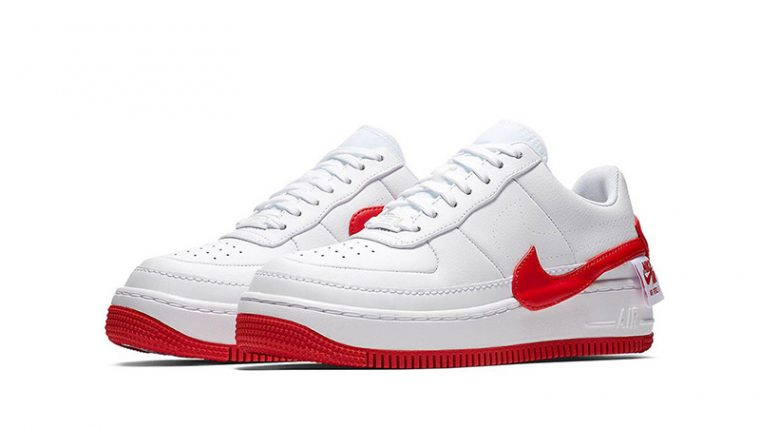 wholesale dealer d9e42 d9b23 Nike Air Force 1 Jester XX White Red
