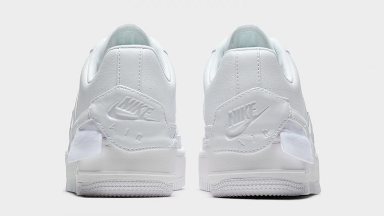 8e23708400363 Nike Air Force 1 Jester XX White Womens | AO1220-101 | The Sole Womens