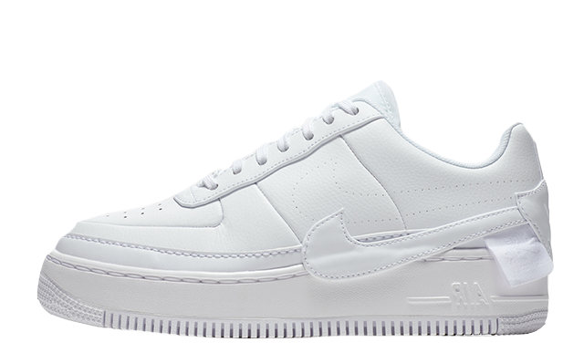 check out a1cb0 ed2c8 Nike Air Force 1 Jester XX White Womens | AO1220-101