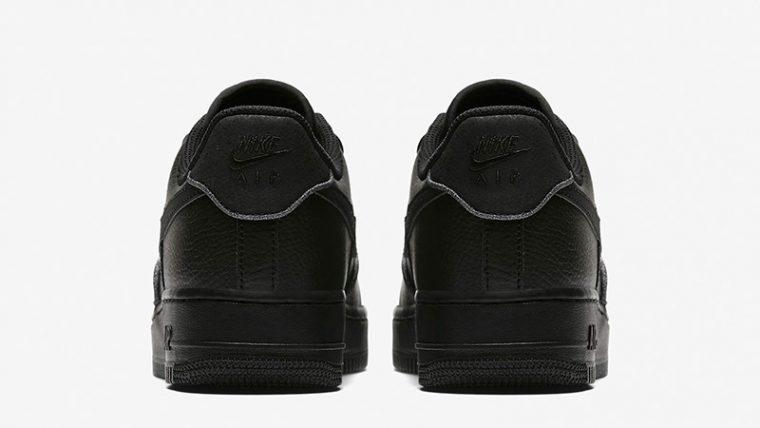 Nike Air Force 1 Low Black Womens AT0073-001 01