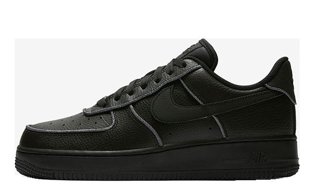 Nike Air Force 1 Low Black Womens AT0073-001