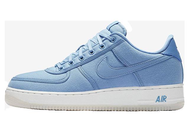 Nike Air Force 1 Low Canvas Blue AH1067-401