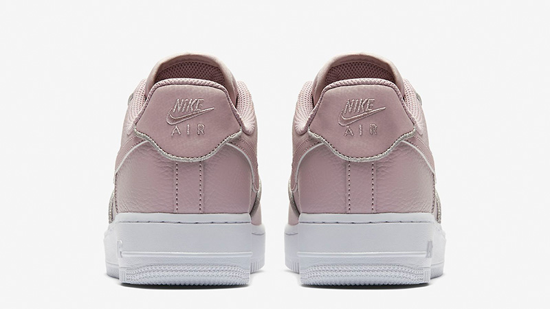 de5e819be Nike Air Force 1 Low Particle Rose Womens | AT0073-600 | The Sole Womens