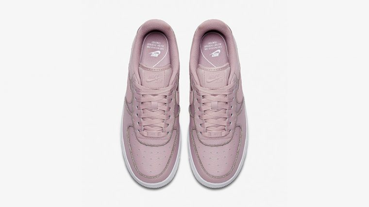 Nike Air Force 1 Low Particle Rose Womens AT0073-600 02