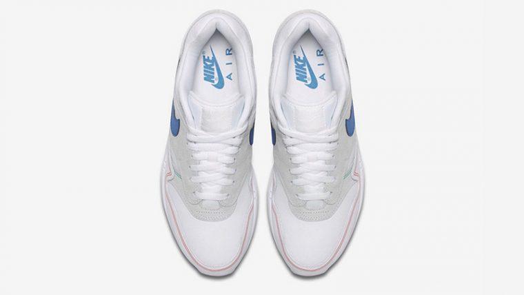 Nike Air Max 1 Centre Pompidou Pack White Multi   AV3735 002