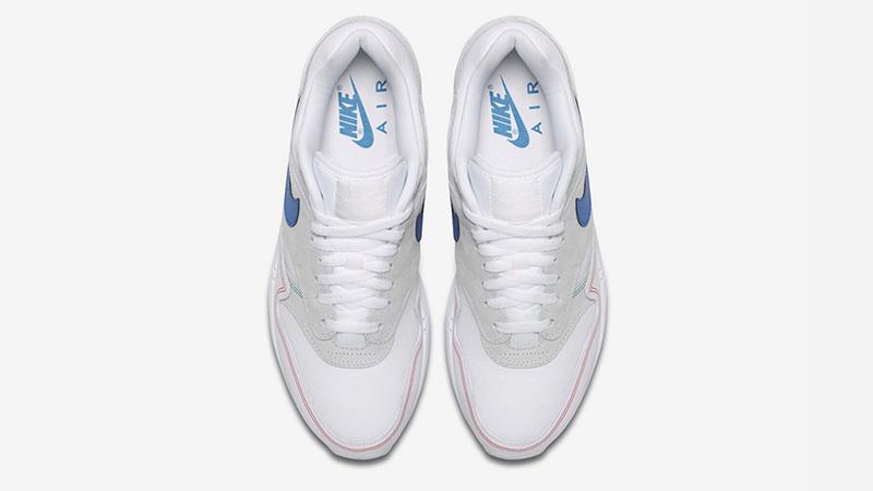 Nike Air Max 1 Centre Pompidou Pack White Multi | AV3735-002