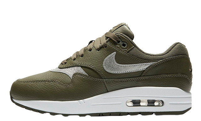 Nike Air Max 1 Premium Olive Womens AT0072-200