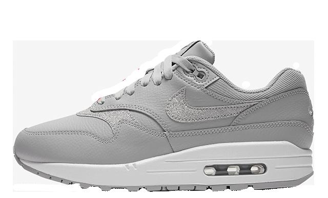 Nike Air Max 1 Premium Wolf Grey Womens AT0072-001