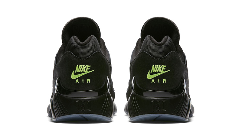 Nike Air Max 180 Black Volt | AQ6104 001