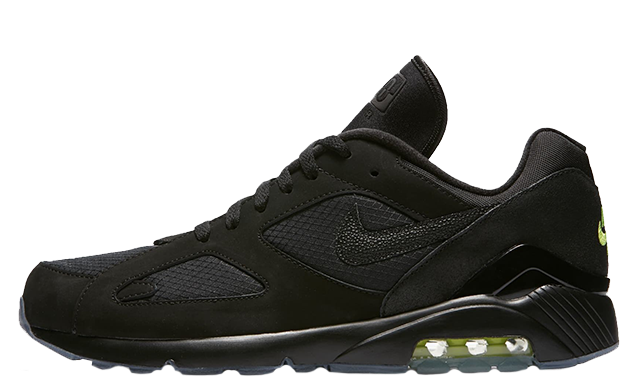 Nike Air Max 180 Black Volt AQ6104-001