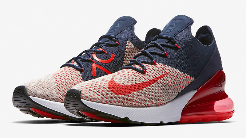 Nike Air Max 270 Flyknit USA AH6803-200 03