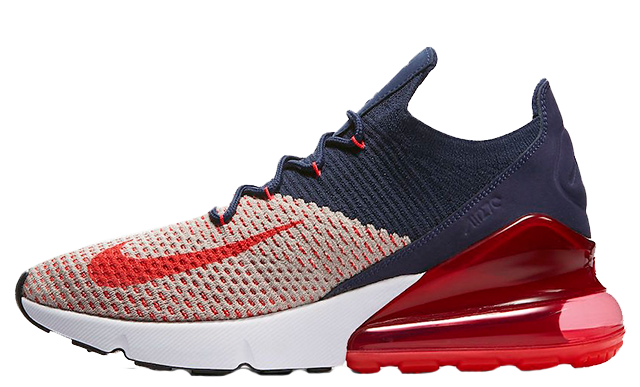 Nike Air Max 270 Flyknit USA AH6803-200
