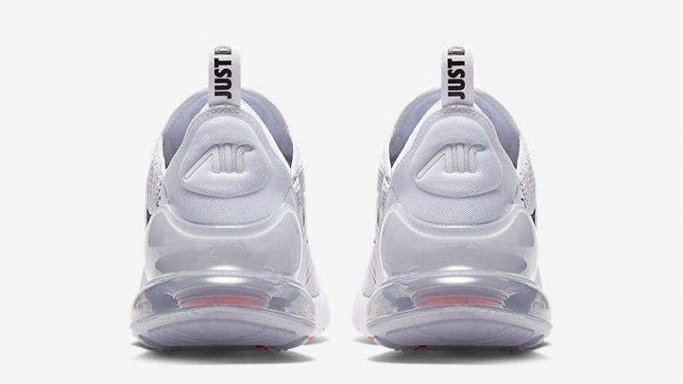 watch d3977 9c356 Nike Air Max 270 Just Do It Pack White | AH8050-106