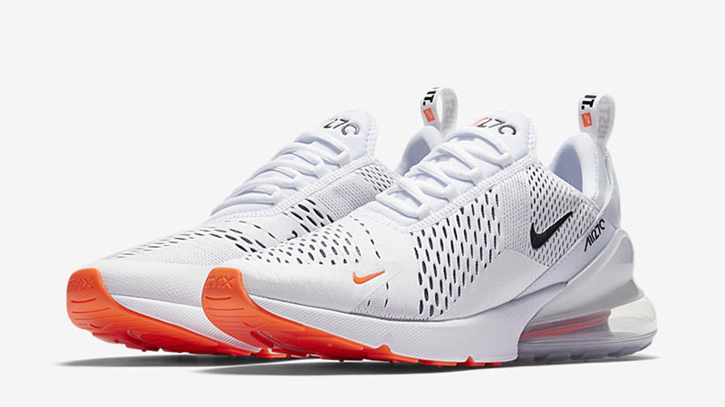online store cd6aa 3dd51 Nike Air Max 270 Just Do It Pack White | AH8050-106 | The Sole Womens