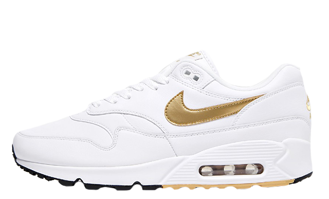 quality design 691b5 1c3de The Nike Air Max 90 1 Metallic Gold will be arriving on September 1st via  the stockists listed. Make sure to stay tuned to The Sole Womens for more  Nike ...