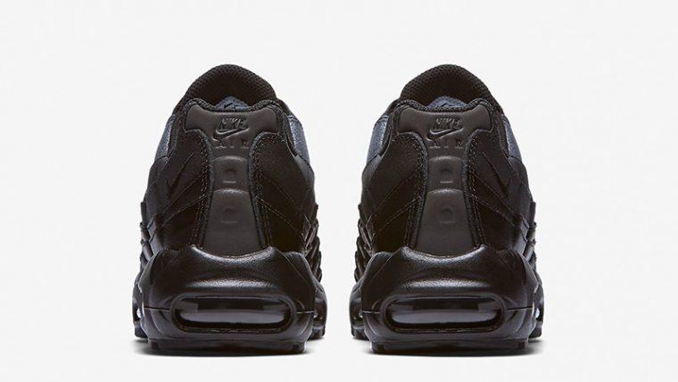 Nike Air Max 95 SE Black Womens AT0068-001 01 thumbnail image