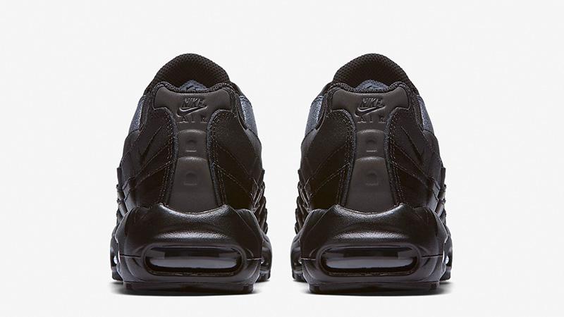 Nike Air Max 95 SE Black Womens AT0068-001 01