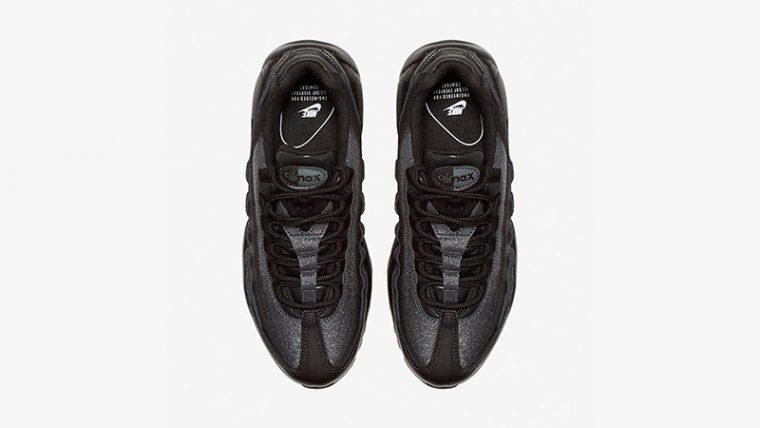 Nike Air Max 95 SE Black Womens AT0068-001 02 thumbnail image