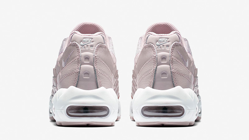 4df65fefc53 Nike Air Max 95 SE Particle Rose Womens AT0068-600 01