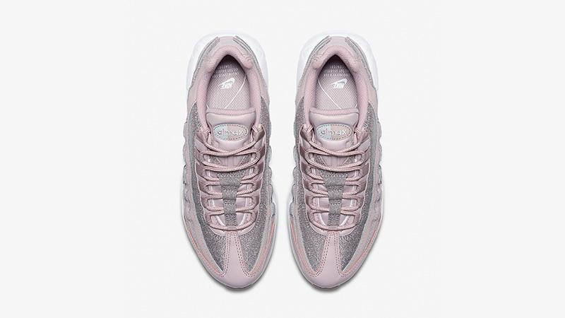 7707dd86404 Nike Air Max 95 SE Particle Rose Womens AT0068-600 02