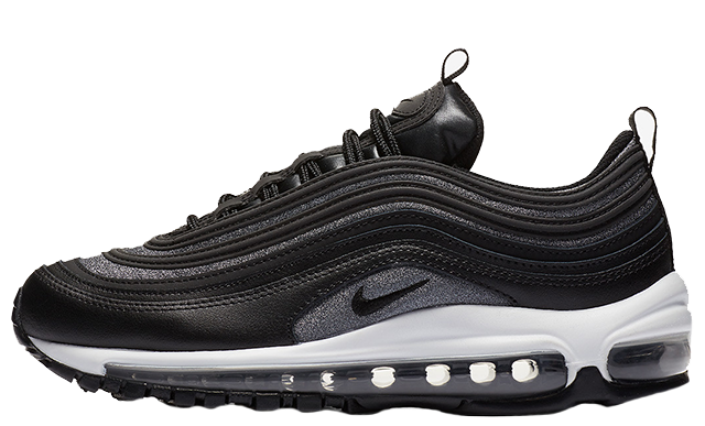 Nike Air Max 97 Black White Womens AT0071-002