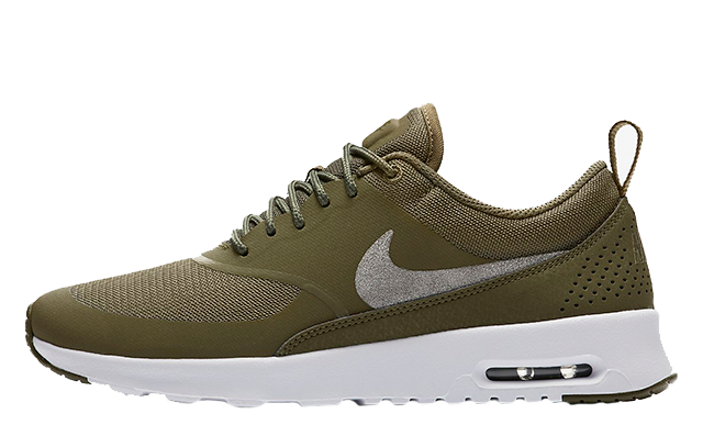 Puede ser calculado Bronceado ritmo  Nike Air Max Thea Olive Womens | AT0067-200 | The Sole Womens