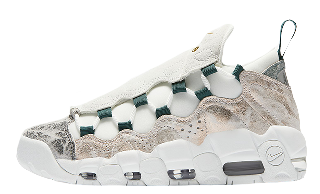 1c685d32df5 The Nike Air More Money LX White Multi will be available to buy from the  list of stockists on this page on September 1st. UK true DD MM YYYY
