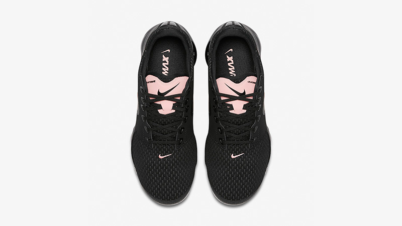 Nike Air VaporMax Black Pink Womens AT0070-001 02
