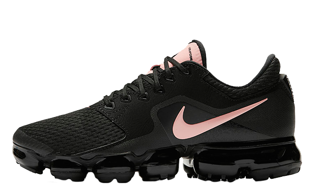new style f7d10 bb100 Nike Air VaporMax Black Pink Womens | AT0070-001