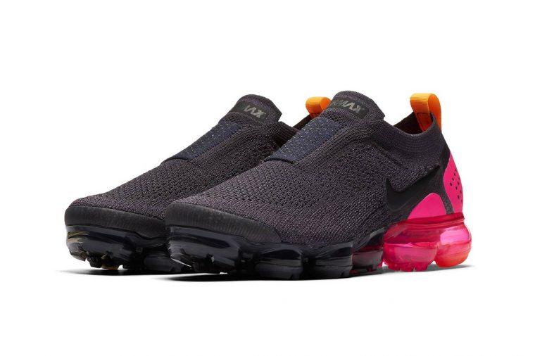 Nike Air VaporMax Moc 2 Pink Blast | AJ6599-001 thumbnail image