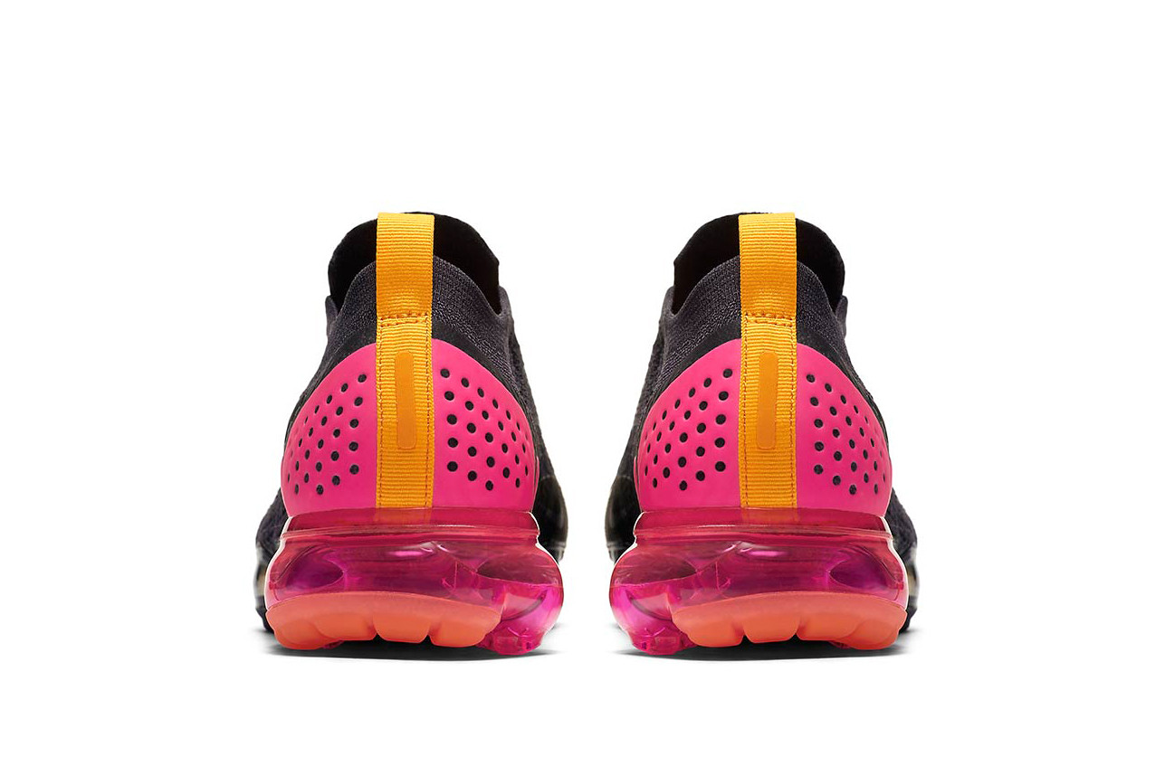 a4006029a3 Nike Air VaporMax Moc 2 Pink Blast | AJ6599-001 | The Sole Womens