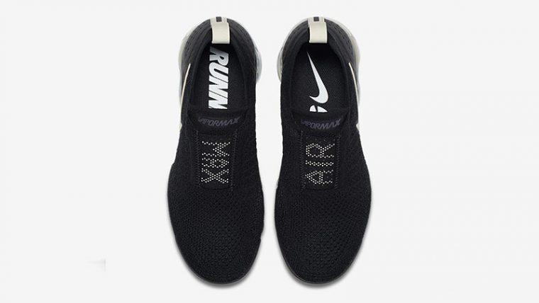 7699255a06e Nike Air VaporMax Moc 2 Black Womens AJ6599-002 02