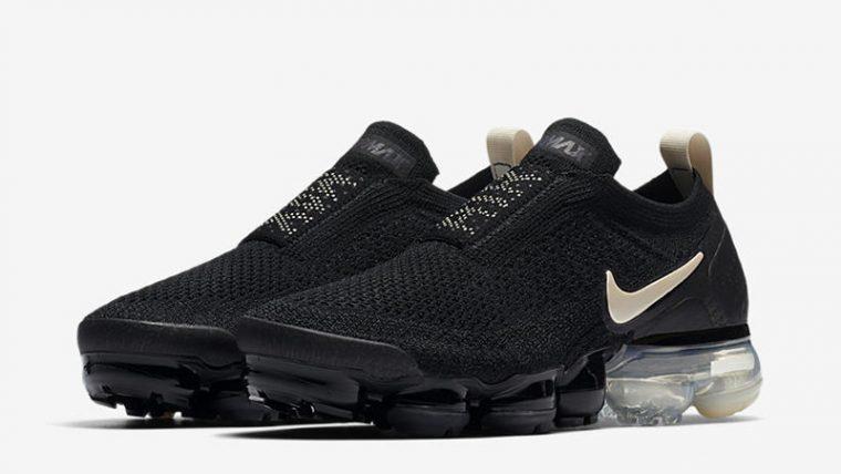 Nike Air VaporMax Moc 2 Black Womens AJ6599-002 03 f605944c6