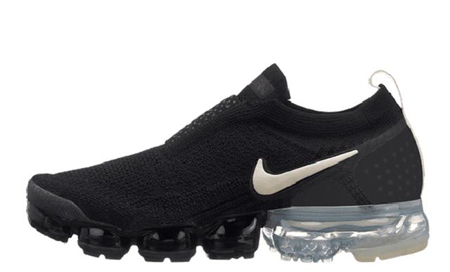 new style 6d7e9 75c72 Nike Air VaporMax Moc 2 Black Womens | AJ6599-002