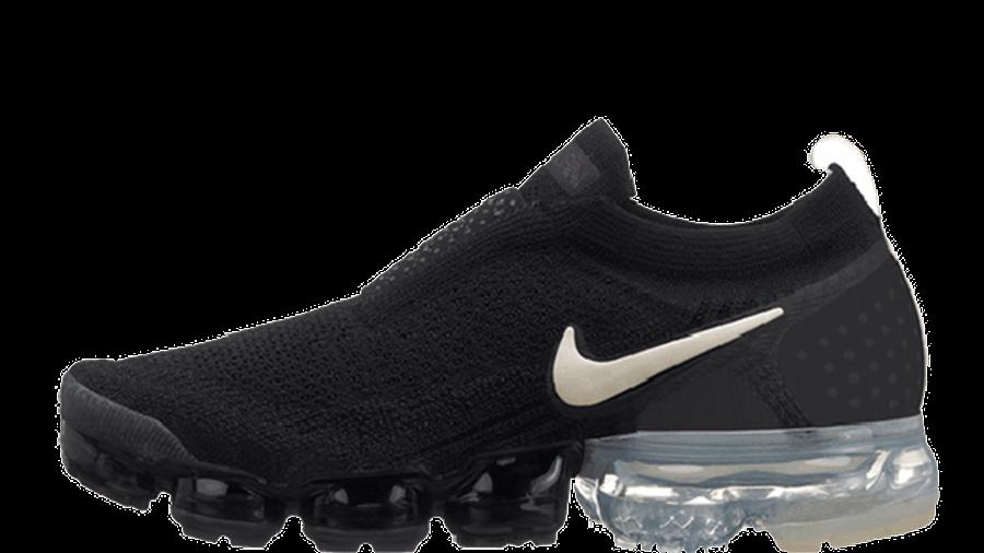Refrescante Electropositivo Recomendación  Nike Air VaporMax Moc 2 Black Womens | Where To Buy | AJ6599-002 | The Sole  Womens