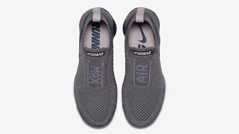 8281acb8ce841 Nike Air VaporMax Moc 2 Gunsmoke Womens AJ6599-003 02