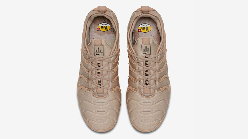 new product d6921 3ce7f Nike Air VaporMax Plus Tan | AT5681-200