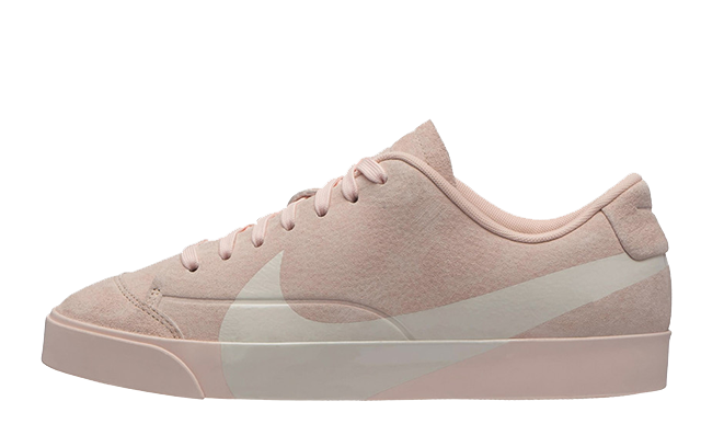 Nike Blazer Low Oversized Swoosh Pack Pink