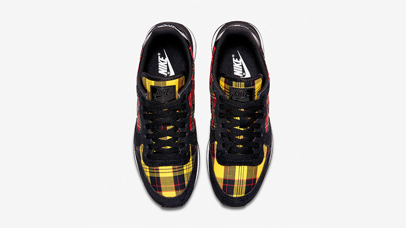 Nike Internationalist Tartan Pack Black Womens AV8221-001 02