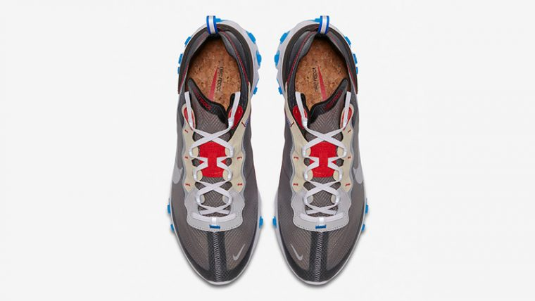 Nike React Element 87 Dark Grey | AQ1090-003