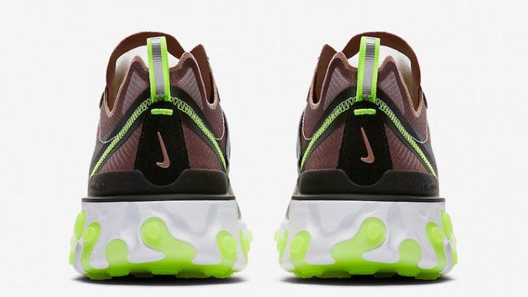 Nike React Element 87 Desert Sand   AQ1090-002