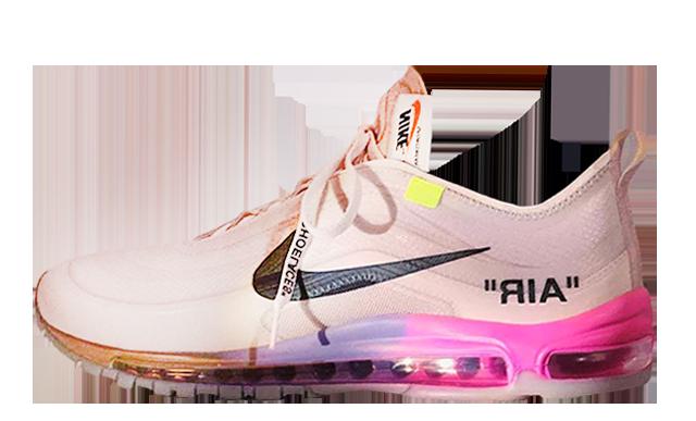 "Off-White x Serena Williams x Nike Air Max 97 ""QUEEN"""